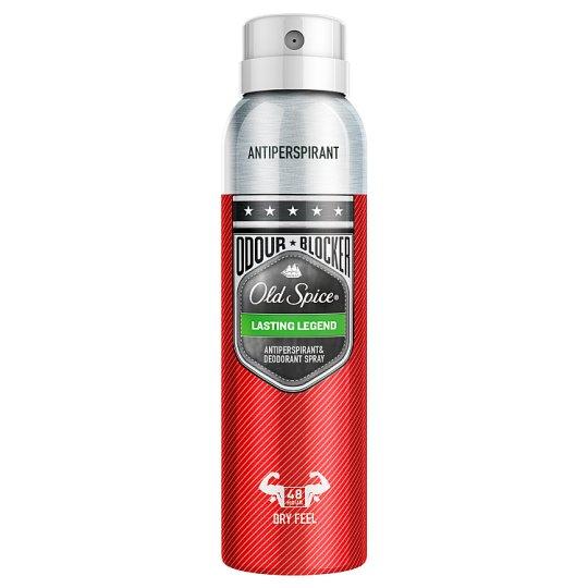 Old Spice Lasting Legend Izzadásgátló Deo Spray, 150 ml
