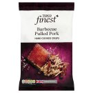 Tesco Finest Smoky Barbecue Pulled Pork Hand Cooked Potato Crisps 150 g