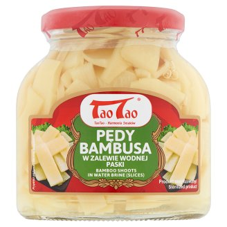Tao Tao Sliced Bamboo Shoots in Water Brine 280 g