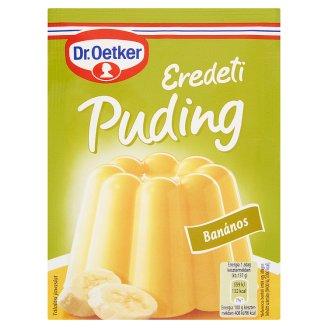Dr. Oetker Eredeti Puding Banana Flavoured Pudding Powder 40 g