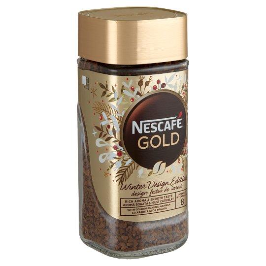 Nescafé Gold azonnal oldódó kávé 100 g