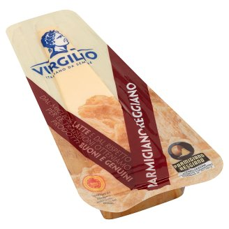 Virgilio Parmigiano Reggiano Semi-Fat, Hard Cheese 150 g