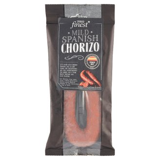 Tesco Finest Mild Spanish Chorizo Dried, Smoked Pork Sausage 225 g