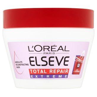 L'Oréal Paris Elseve Total Repair Extreme teljes újjáépítő hajpakolás 300 ml