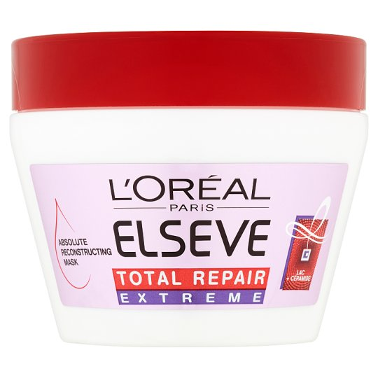 L'Oréal Paris Elseve Total Repair Extreme Absolute Reconstructing Mask 300 ml