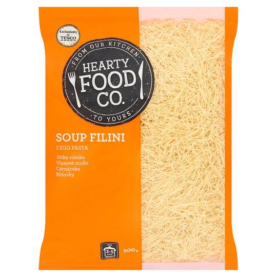 Hearty Food Co. Soup Filini 2 Egg Pasta 500 g