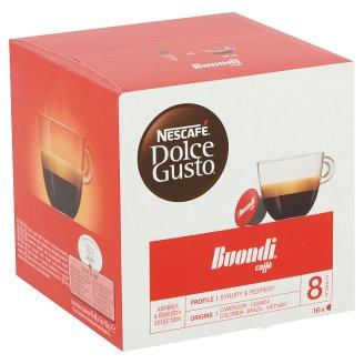 Nescafé Dolce Gusto Boundi Caffé őrölt pörkölt kávé 16 db 112 g