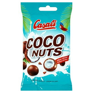Casali Coco Nuts kókuszos drazsé 100 g