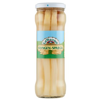 Le Baron Peeled Asparagus 330 g