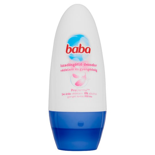 Baba Anti-Perspirant Deo Roll-On 50 ml