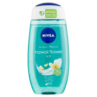 NIVEA Hawaii Flower & Oil Care Shower with Care Oil Pearls 250 ml
