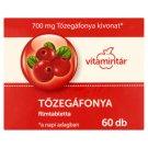 Vitamintár Cranberry Tablets 60 pcs 36,7 g
