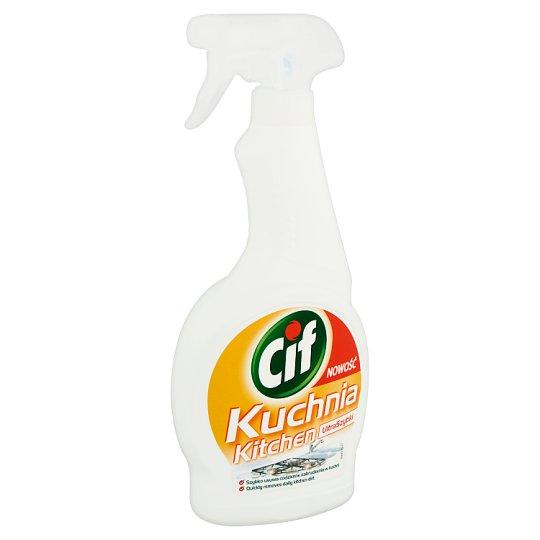 CIF Ultrafast Kitchen Spray 500 ml