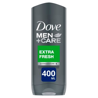 Dove Men+Care Extra Fresh Shower Gel 400 ml