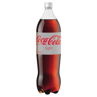 Coca Cola Light Carbonated Soft Drink with Sweeteners 1,25 l