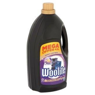 Woolite Darks, Denim, Black folyékony mosószer sötét ruhákhoz 75 mosás 4,5 l