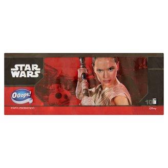 Ooops! Star Wars papír zsebkendő 4 rétegű 10 x 8 db