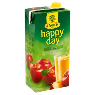 Rauch Happy Day 100% Apple Juice 2 l