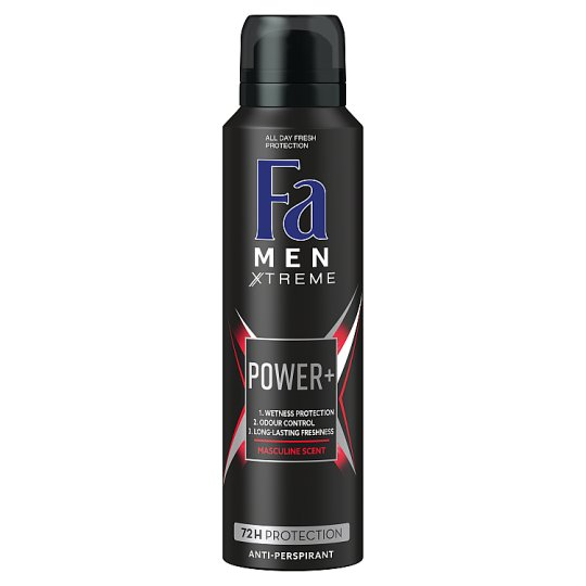 Fa Men Xtreme Power+ Anti-Perspirant Deodorant Spray 150 ml