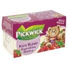 Pickwick Gyerektea málnaízű rooibos tea málnadarabokkal 20 filter 30 g