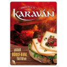 Karaván Smoked, Sliced, Fat, Processed Cheese 125 g
