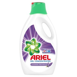 Ariel Washing Liquid Lavender Freshness 2.75 L, 50 Washes