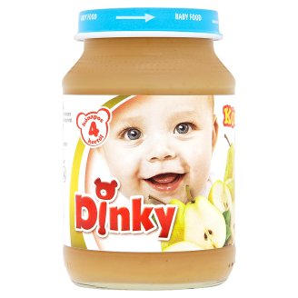 Dinky Gluten- and Dairy-Free Pear Dessert for Babies 4+ Months 190 g