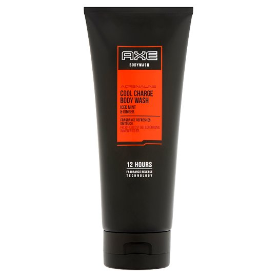 AXE Adrenaline Cool Charge tusfürdő 200 ml