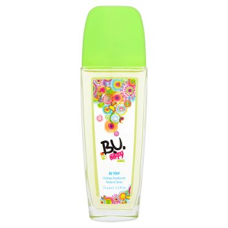 B.U. Hippy Soul Parfum Deodorant Natural Spray 75 ml