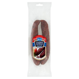 Gyulai Dried Hot Csabai Sausage 250 g