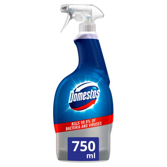 Domestos Universal Hygiene Disinfectant Cleaning Spray 750 ml