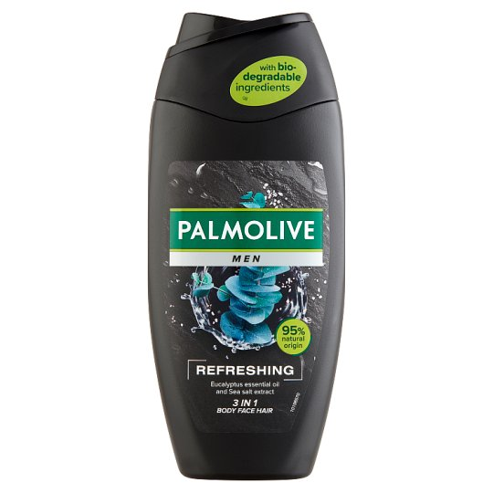 Palmolive Men Refreshing 2in1 Shower Gel and Shampoo 250 ml