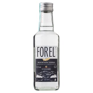 Forel' Mountain Vodka 37,5% 0,2 l