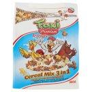Foxi Premium puffasztott tejszínes, kakaós, karamell ízű gabona 500 g