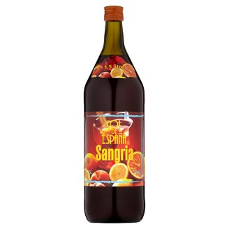 Sol De España Sangria ízesített boralapú ital 7% 1,5 l