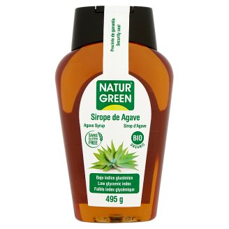 Natur Green Organic Agave Syrup 360 ml