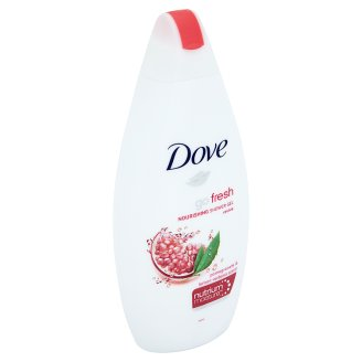 Dove Go Fresh Revive bőrtápláló krémtusfürdő 500 ml