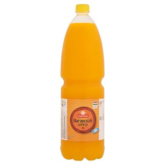 Jégkristály Orange Flavoured Syrup with Sugar and Sweeteners 2 l