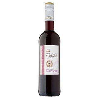 Szent István Korona Pázmándi Cabernet Sauvignon száraz vörösbor 12,5% 0,75 l