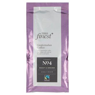 Tesco Finest Guatemalan Roast & Ground Coffee 227 g