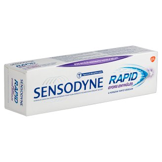 Sensodyne Rapid Toothpaste 75 ml