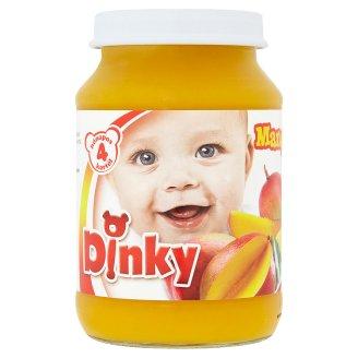 Dinky glutén- és tejszármazékmentes mangó bébidesszert 4 hónapos kortól 190 g