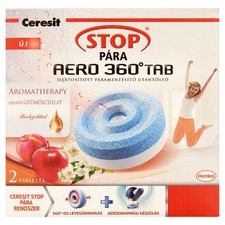 Ceresit Stop Pára Aero 360° Tab Scented Dehumidifier Refill 2 Tablets 900 g