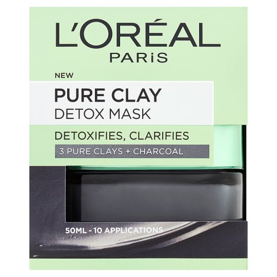 L'Oréal Paris Pure Clay Detox Mask 50 ml