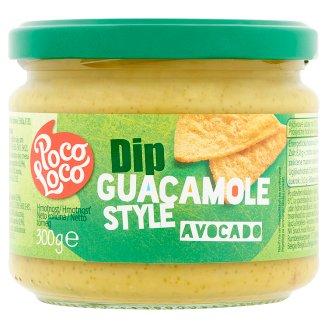 Poco Loco Guacamole Style Avocado Flavoured Dip 300 g