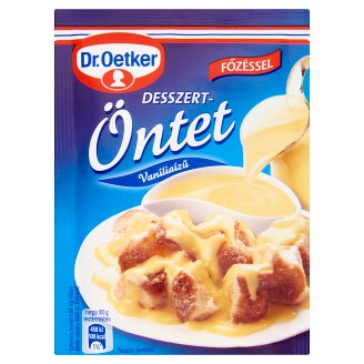 Dr. Oetker Vanilla Flavoured Dressing Powder 35 g