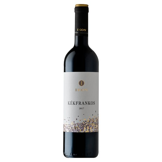 Ikon Kékfrankos száraz vörösbor 13% 0,75 l