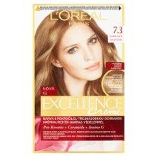 image 1 of L'Oréal Paris Excellence Creme 7.3 Golden Blonde Permanent Hair Colorant