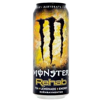 Monster Energy Rehab Non-Carbonated Energy Drink 500 ml