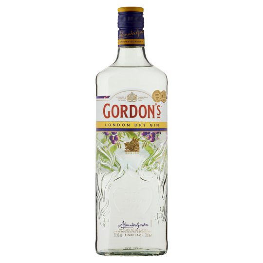 Gordon's London száraz gin 37,5% 0,7 l